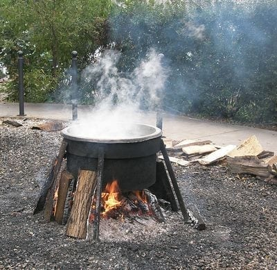 Door County Fish Boil Recipe