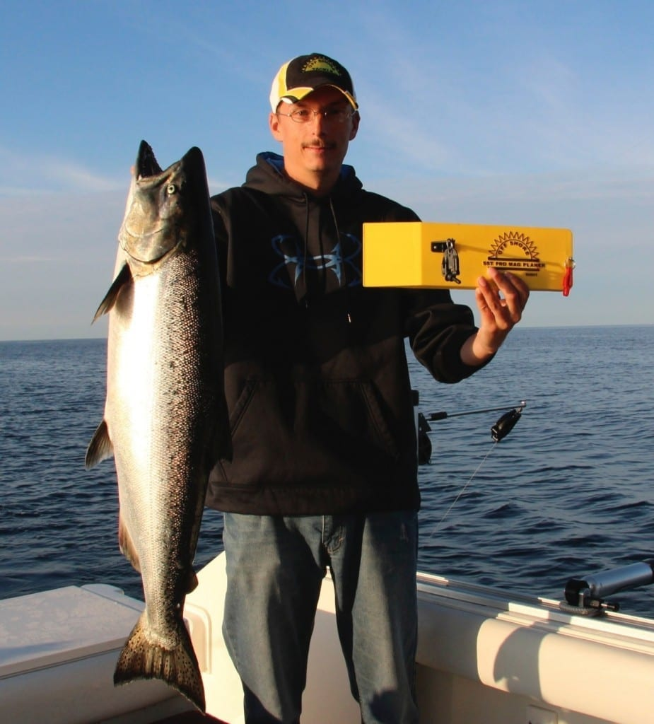 Off-Shore Tackle introduces SST Pro Mag in-line board – Big Board for Big Fish