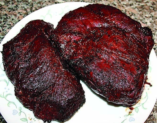 Southwest Smoked Venison Recipe