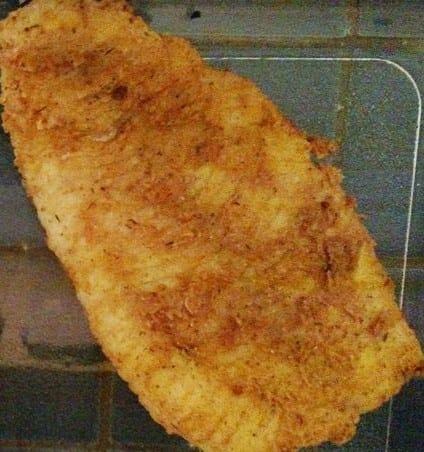 Baked Walleye Recipe – Crispy