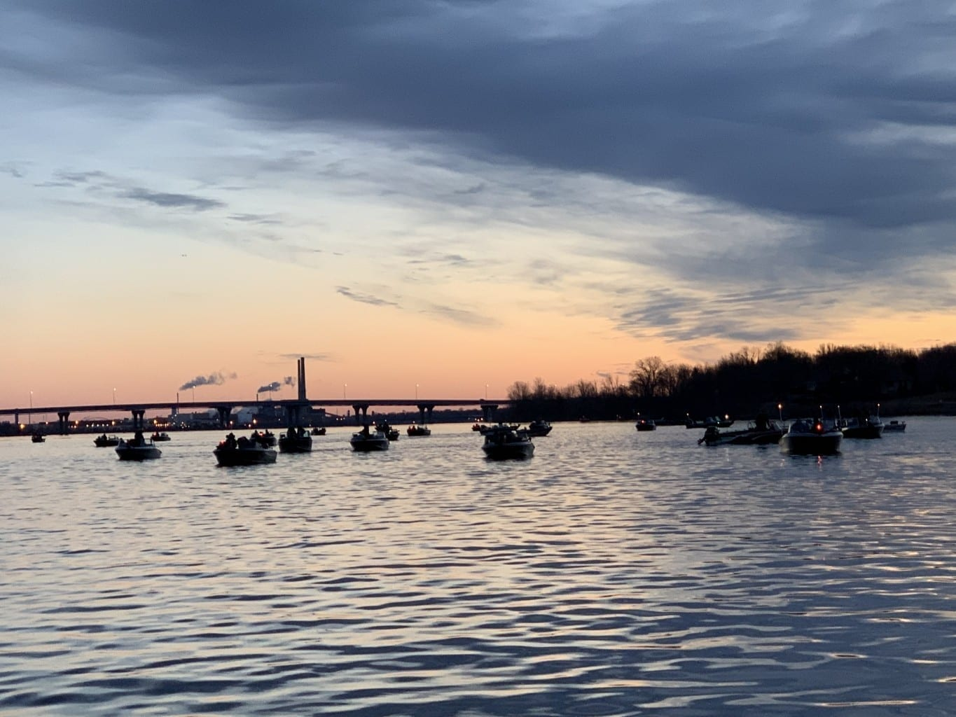 Fox River (WI) Fishing Report 4.1.19