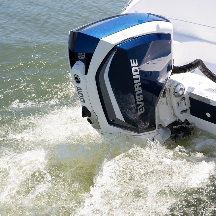 Evinrude Discontinues Outboard Marine Motor Lineup